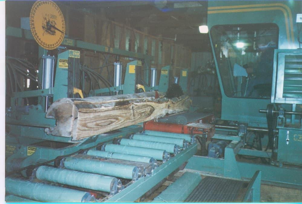 Montgomery FR40 Board Handling
