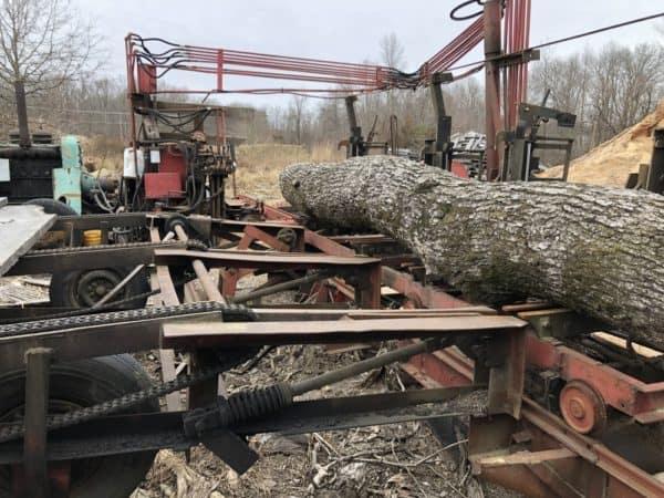 meadows mobile sawmill