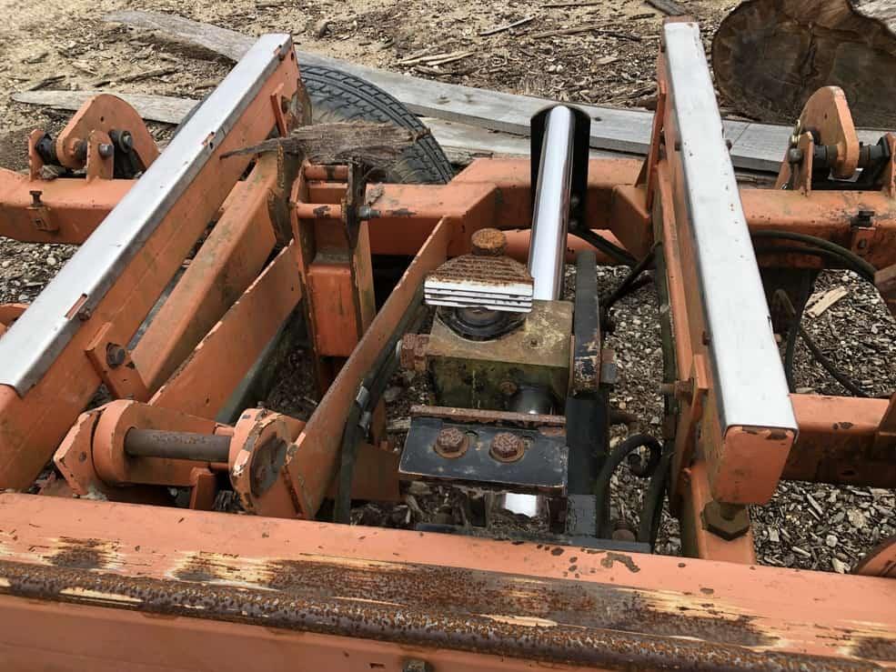 Wood Mizer LT40 Portable Mobile Sawmill   Sawmill Equipment