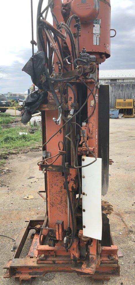 vertical edger